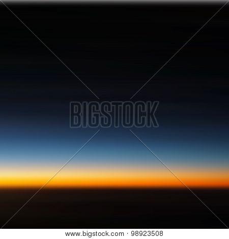 Dusk or Sunset Background
