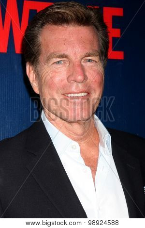 LOS ANGELES - AUG 10:  Peter Bergman at the CBS TCA Summer 2015 Party at the Pacific Design Center on August 10, 2015 in West Hollywood, CA