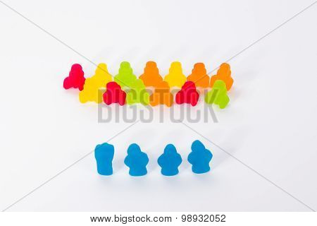 Jelly Babies - Occupy Movement