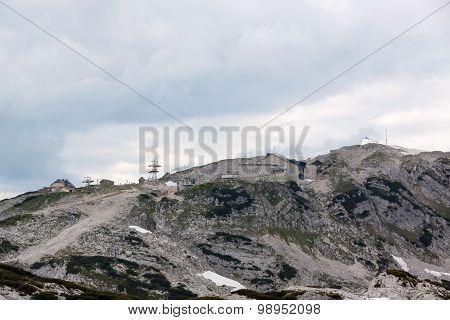 Dachstein Summit Station - World Heritage Spiral - Dachstein Lodge