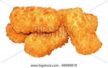 Crispy Potato Croquets
