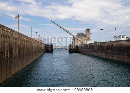 The Soo Locks