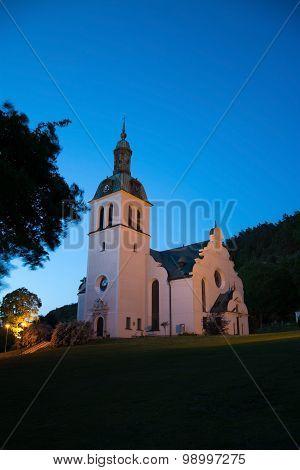 Graenna Kyrkan Church, Joenkoeping, Sweden