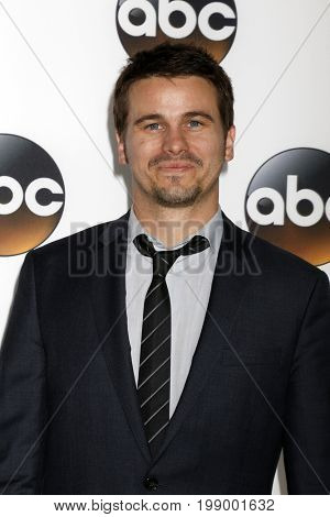 LOS ANGELES - AUG 6:  Jason RItter at the ABC TCA Summer 2017 Party at the Beverly Hilton Hotel on August 6, 2017 in Beverly Hills, CA