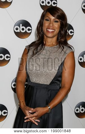 LOS ANGELES - AUG 6:  Channing Dungey at the ABC TCA Summer 2017 Party at the Beverly Hilton Hotel on August 6, 2017 in Beverly Hills, CA