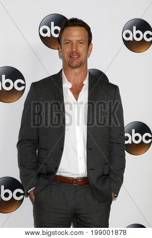 LOS ANGELES - AUG 6:  Josh Randall at the ABC TCA Summer 2017 Party at the Beverly Hilton Hotel on August 6, 2017 in Beverly Hills, CA