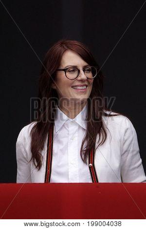 LOS ANGELES - AUG 2:  Megan Mullally at the