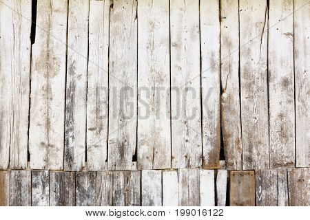 painted old wood texture