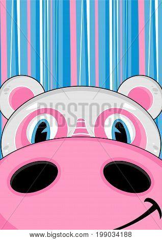 Cartoon Hippo 25.eps