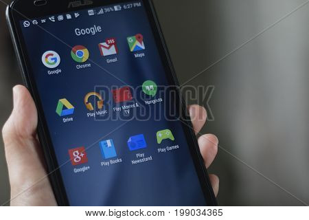 Smartphone Application