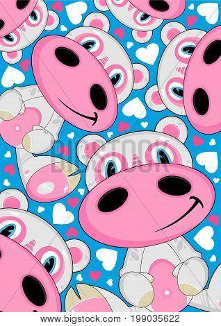 Cartoon Hippo 41