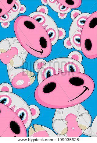 Cartoon Hippo 43