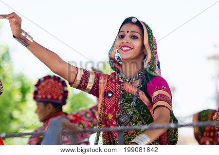 Indian Dancers