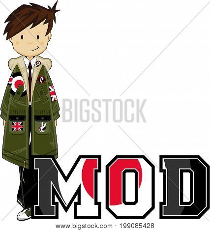 M Is For Mod 116