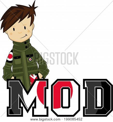 M Is For Mod 118
