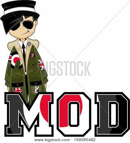 M Is For Mod 121