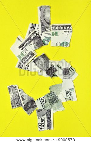 Lacerated Dollar