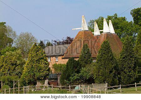 Oast House conversion
