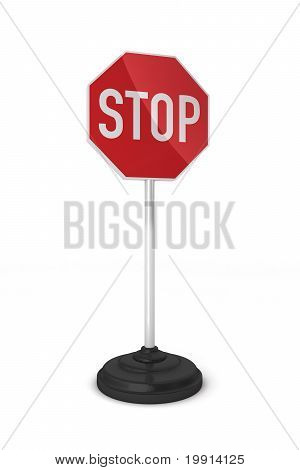 Little Stop Sign
