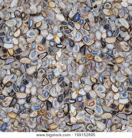 Agate Brazilia Semi-precious Gemstone seamless Texture stone