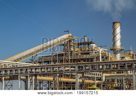 Sugar Cane Industry Factory Production Alcohol