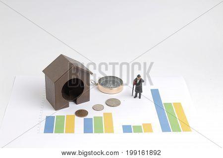 Mini Figures Making Of The Finance Plan