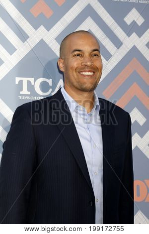 LOS ANGELES - AUG 8:  Coby Bell at the FOX TCA Summer 2017 Party at the Soho House on August 8, 2017 in West Hollywood, CA