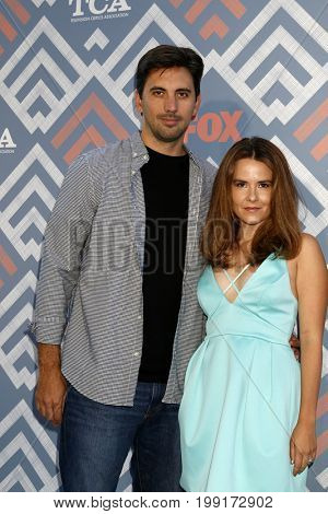 LOS ANGELES - AUG 8:  Jeremy Slater, guest at the FOX TCA Summer 2017 Party at the Soho House on August 8, 2017 in West Hollywood, CA