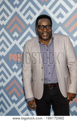 LOS ANGELES - AUG 8:  Chad L Coleman at the FOX TCA Summer 2017 Party at the Soho House on August 8, 2017 in West Hollywood, CA