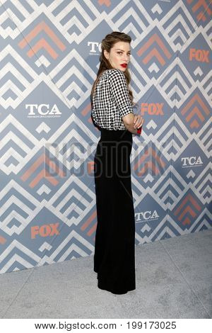 LOS ANGELES - AUG 8:  Lauren German at the FOX TCA Summer 2017 Party at the Soho House on August 8, 2017 in West Hollywood, CA