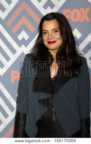 LOS ANGELES - AUG 8:  Zulleikha Robinson at the FOX TCA Summer 2017 Party at the Soho House on August 8, 2017 in West Hollywood, CA