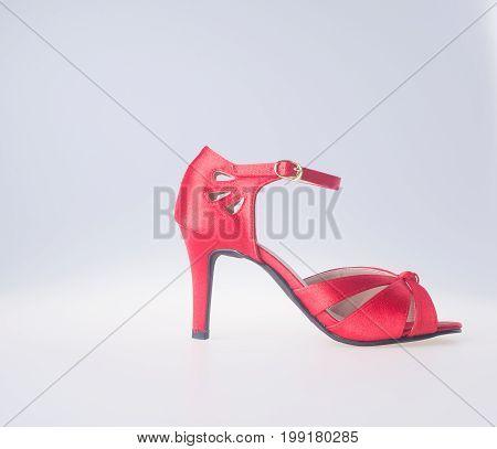 Shoes. Woman Shoes Isolated. Shoes. Woman Shoes Isolated.
