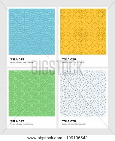 Tessellation-seamless-pattern-geometry-background-vector-texture-07