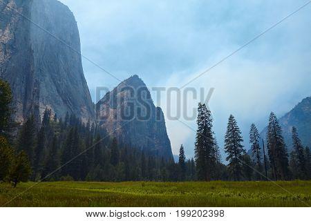 Yosemite Valley Yosemite National Park California USA