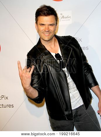 Kash Hovey attends the