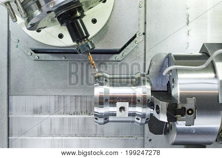 metalworking drilling process