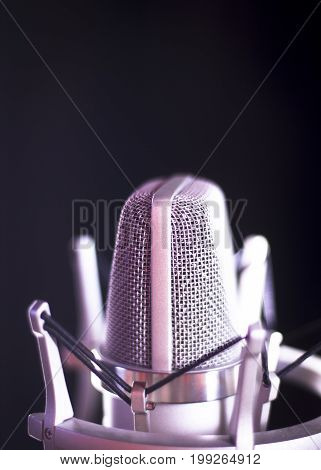 Studio Voiceover Microphone