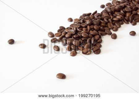 roasted coffee beans. roasted coffee beans. roasted coffee beans