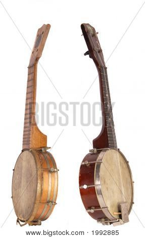 Banjo-Ukeleles From The Roaring Twenties