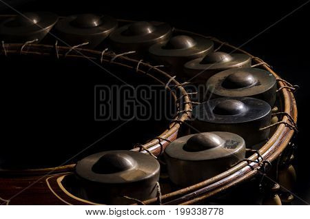 Thai musical instrument (xylophone) Asian instrument culture