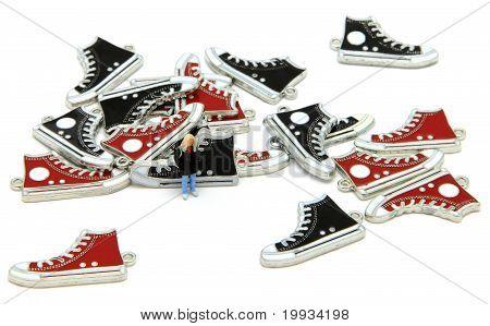 Sneaker Shopping Concept