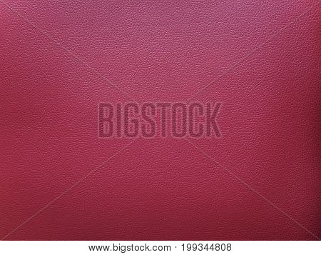 Bourdeaux Red Leatherette Texture Background