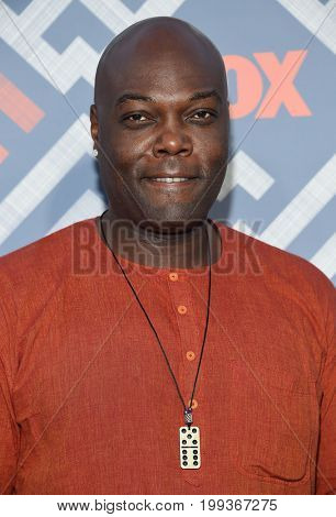 LOS ANGELES - AUG 08:  Peter Macon arrives for the FOX TCA Summer Press Tour 2017 on August 8, 2017 in West Hollywood, CA