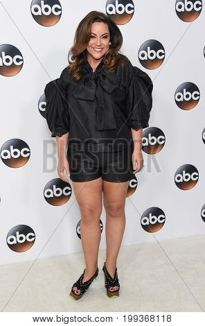 LOS ANGELES - AUG 06:  Katy Mixon arrives for the ABC TCA Summer Press Tour 2017 on August 6, 2017 in Beverly Hills, CA