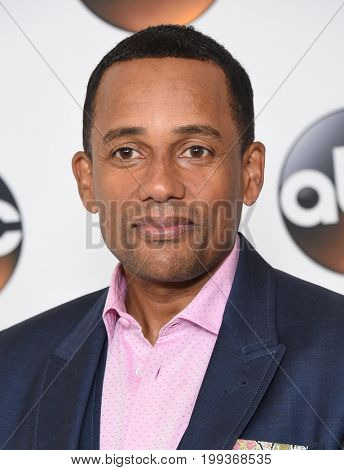 LOS ANGELES - AUG 06:  Hill Harper arrives for the ABC TCA Summer Press Tour 2017 on August 6, 2017 in Beverly Hills, CA