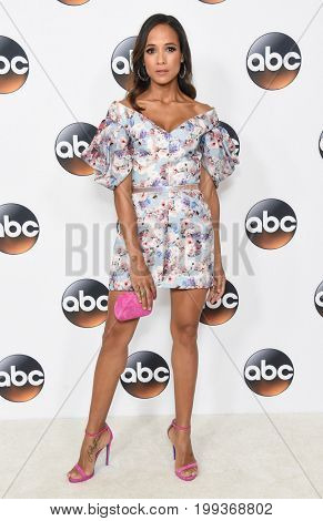 LOS ANGELES - AUG 06:  Dania Ramirez arrives for the ABC TCA Summer Press Tour 2017 on August 6, 2017 in Beverly Hills, CA