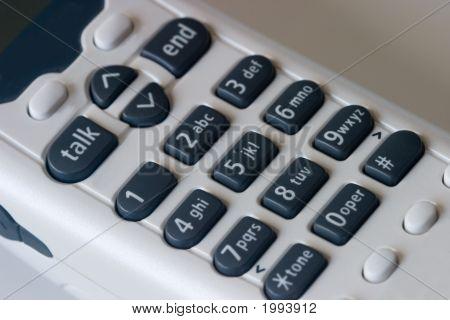 Cordless Telephone Macro