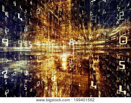 Dance Of Virtual World