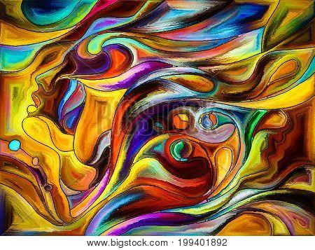 Vision Of Self Fragmentation