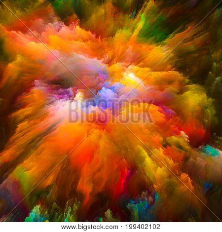 Unfolding Of Virtual Canvas